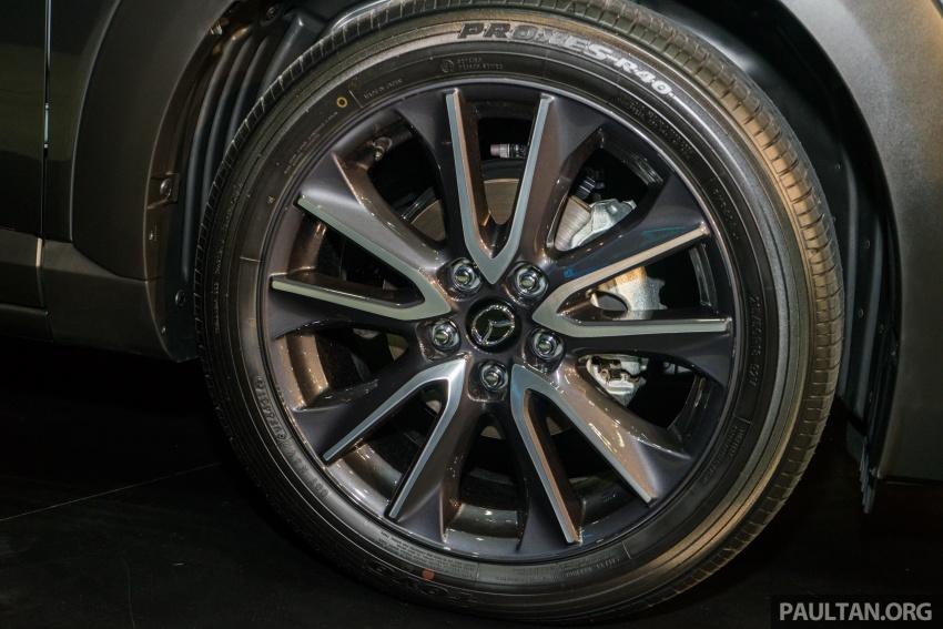 GALERI: Mazda CX-3 2017 dengan G-Vectoring Control Image #652327