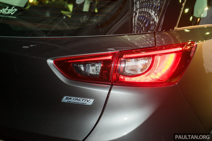 GALLERY: 2017 Mazda CX-3 with G-Vectoring Control Image #652202