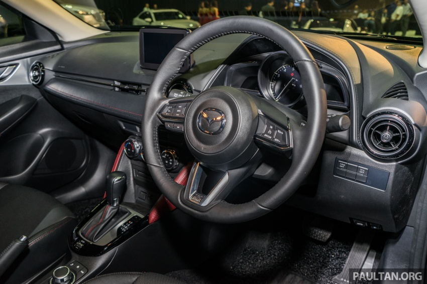 GALLERY: 2017 Mazda CX-3 with G-Vectoring Control Image #652208