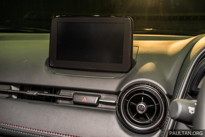 GALERI: Mazda CX-3 2017 dengan G-Vectoring Control Image #652308