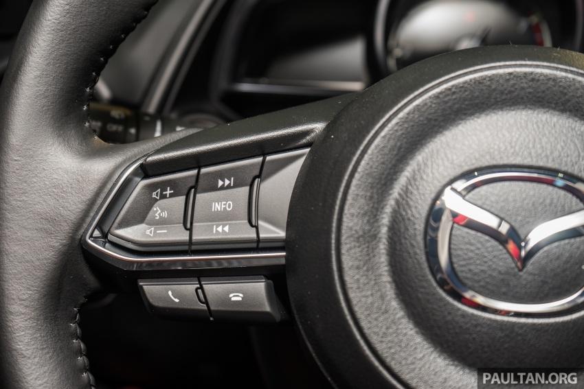 GALERI: Mazda CX-3 2017 dengan G-Vectoring Control Image #652309