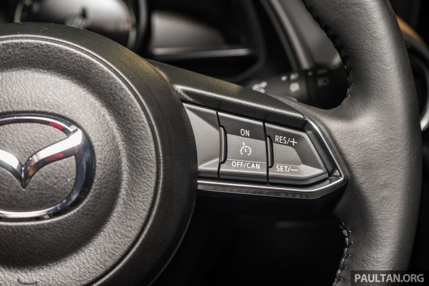 GALERI: Mazda CX-3 2017 dengan G-Vectoring Control Image #652310