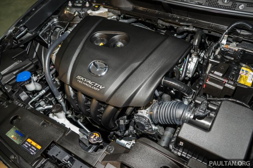 GALERI: Mazda CX-3 2017 dengan G-Vectoring Control Image #652325