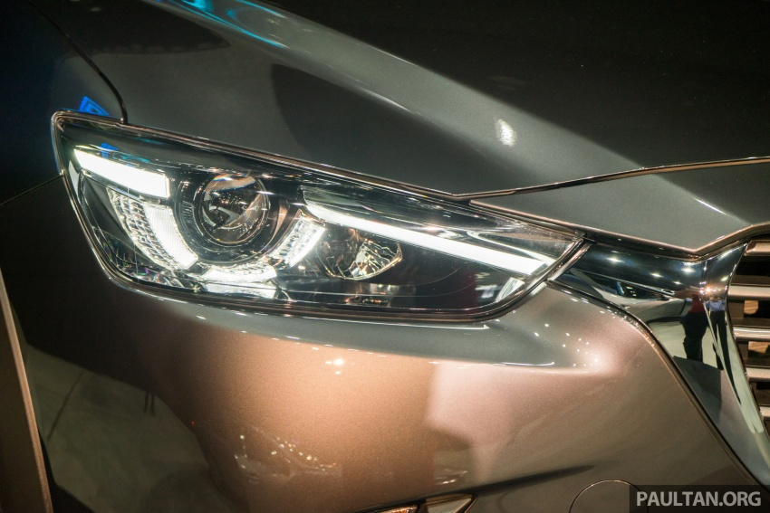GALLERY: 2017 Mazda CX-3 with G-Vectoring Control Image #652196