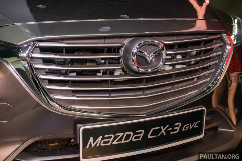 GALERI: Mazda CX-3 2017 dengan G-Vectoring Control Image #652301