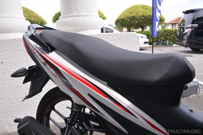 2017 Modenas Kriss MR2 launched in M'sia, RM4,123 Image #641721