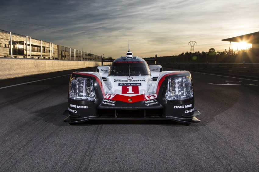 2017 Porsche 919 Hybrid – 900 hp LMP1 race car Image #638632