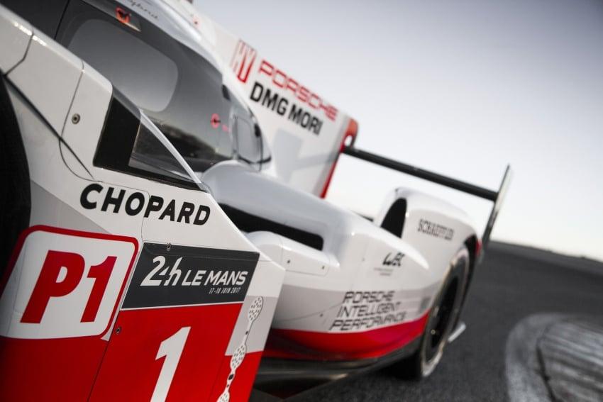 2017 Porsche 919 Hybrid – 900 hp LMP1 race car Image #638617