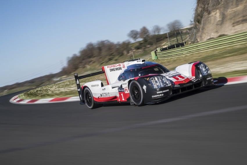 2017 Porsche 919 Hybrid – 900 hp LMP1 race car Image #638626