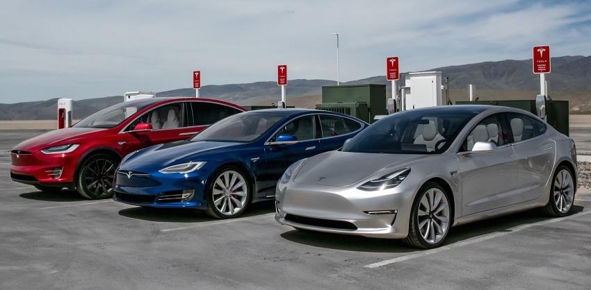 SPYSHOT: Tesla Model 3 dijumpai melakukan ujian Image #641893