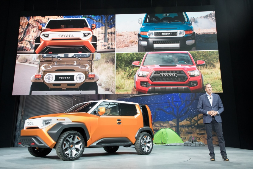 """Toyota FT-4X – """"casualcore"""" crossover for millennials Image #645573"""