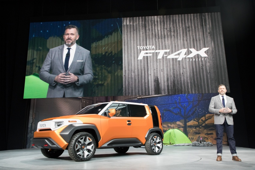 "Toyota FT-4X – ""casualcore"" crossover for millennials Image #645575"