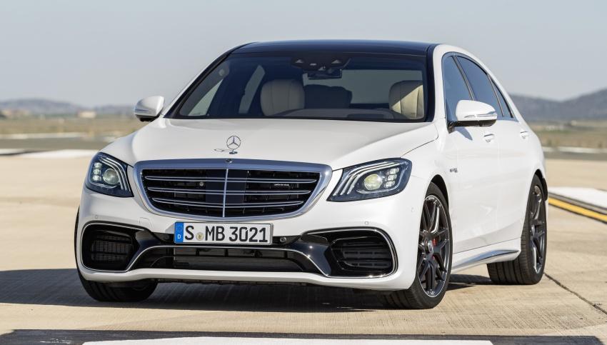 W222 Mercedes-Benz S-Class facelift diperkenalkan – enjin baharu, imej dipertingkat, teknologi ditambah Image #647713