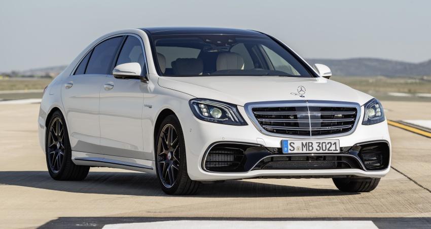 W222 Mercedes-Benz S-Class facelift diperkenalkan – enjin baharu, imej dipertingkat, teknologi ditambah Image #647715