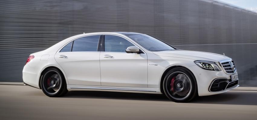 W222 Mercedes-Benz S-Class facelift diperkenalkan – enjin baharu, imej dipertingkat, teknologi ditambah Image #647693
