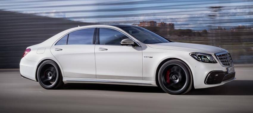W222 Mercedes-Benz S-Class facelift diperkenalkan – enjin baharu, imej dipertingkat, teknologi ditambah Image #647695