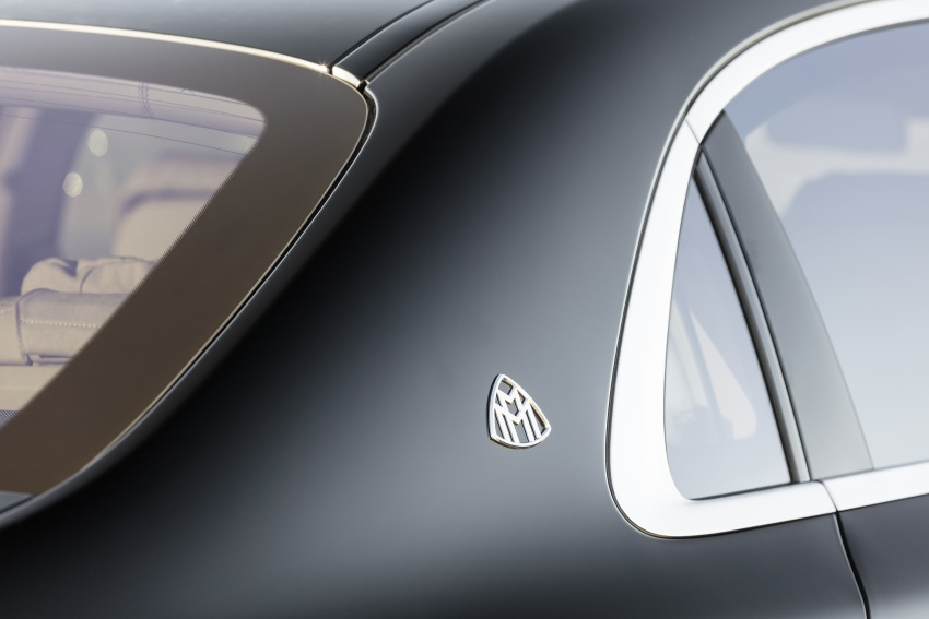 W222 Mercedes-Benz S-Class facelift debuts – new engines, enhanced styling, additional technologies Image #647368