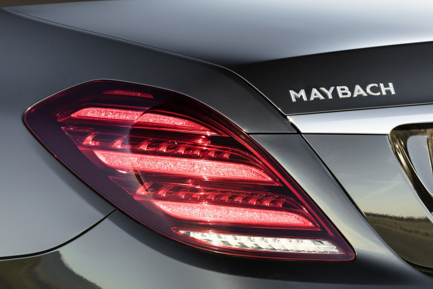 W222 Mercedes-Benz S-Class facelift diperkenalkan – enjin baharu, imej dipertingkat, teknologi ditambah Image #647777