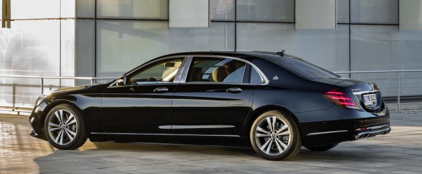 W222 Mercedes-Benz S-Class facelift diperkenalkan – enjin baharu, imej dipertingkat, teknologi ditambah Image #647757