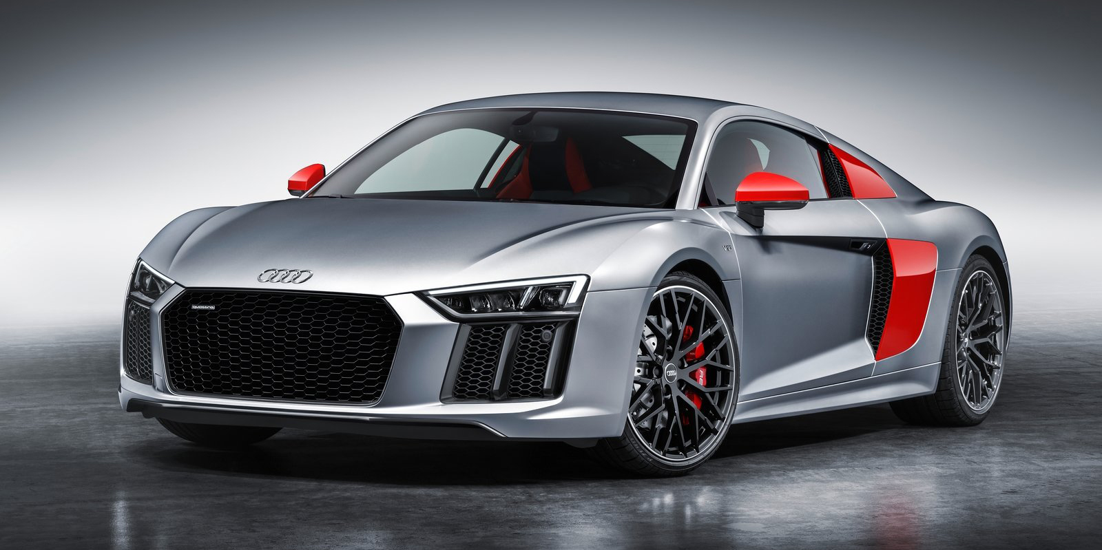 Audi R8 Coupe Sport Edition Hanya 200 Unit Image 646503