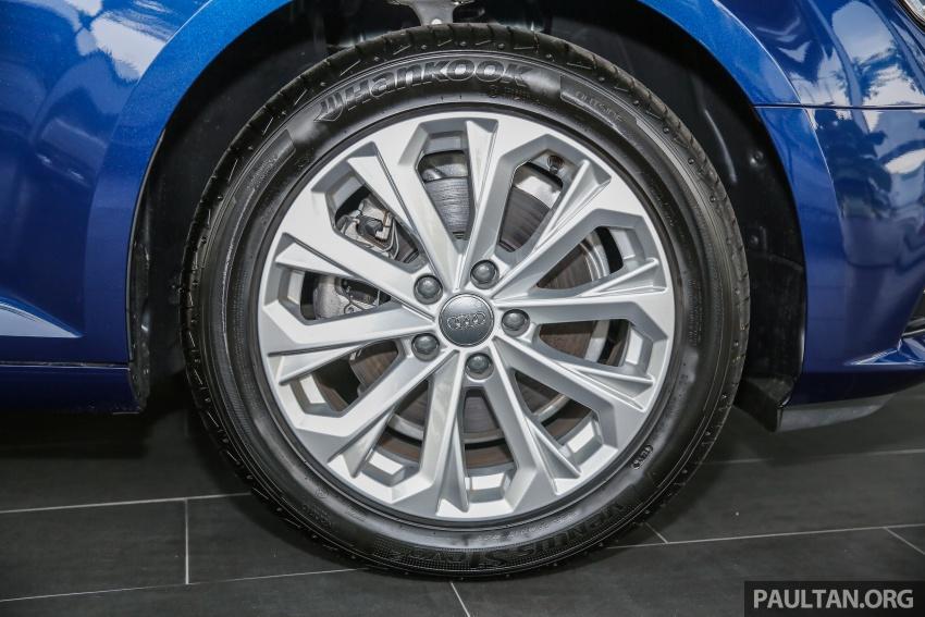 GALLERY: B9 Audi A4 2.0 TFSI quattro S line, 1.4 TFSI Image #644474