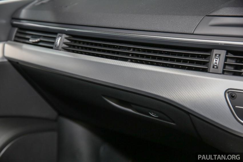 GALERI: Audi A4 1.4 TFSI, A4 2.0 TFSI quattro baharu di M'sia – masing-masing berharga RM219k, RM315k Image #644315