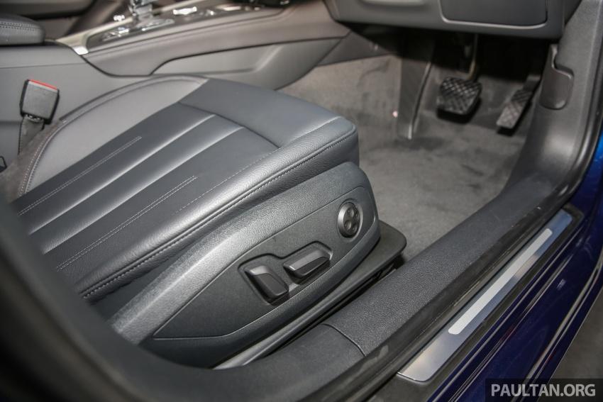 GALERI: Audi A4 1.4 TFSI, A4 2.0 TFSI quattro baharu di M'sia – masing-masing berharga RM219k, RM315k Image #644322
