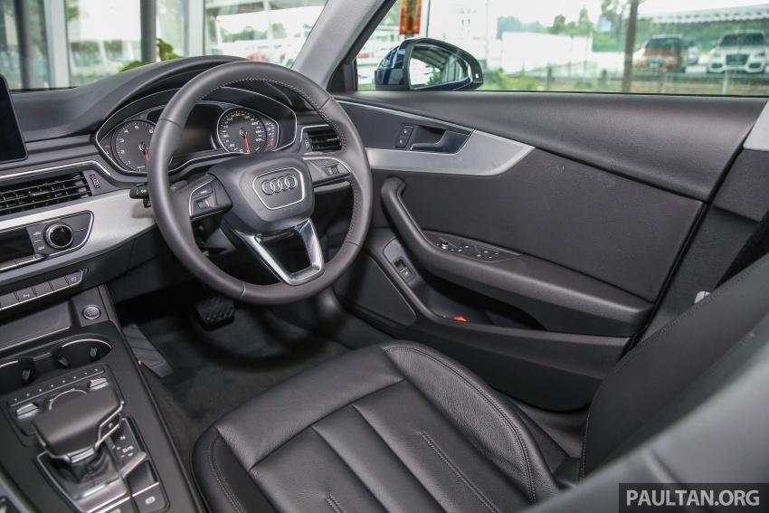 GALLERY: B9 Audi A4 2.0 TFSI quattro S line, 1.4 TFSI Image #644507