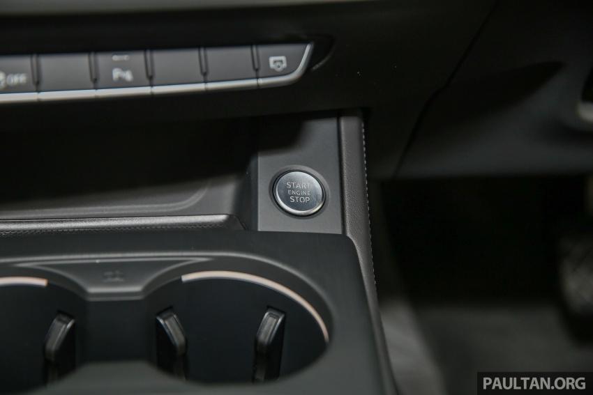 GALERI: Audi A4 1.4 TFSI, A4 2.0 TFSI quattro baharu di M'sia – masing-masing berharga RM219k, RM315k Image #644278
