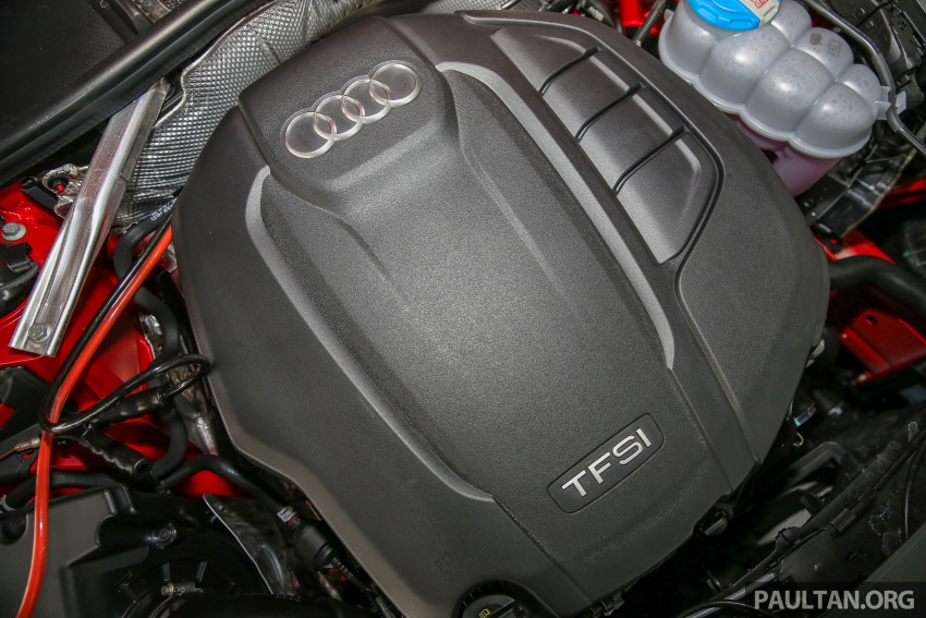 GALERI: Audi A4 1.4 TFSI, A4 2.0 TFSI quattro baharu di M'sia – masing-masing berharga RM219k, RM315k Image #644408
