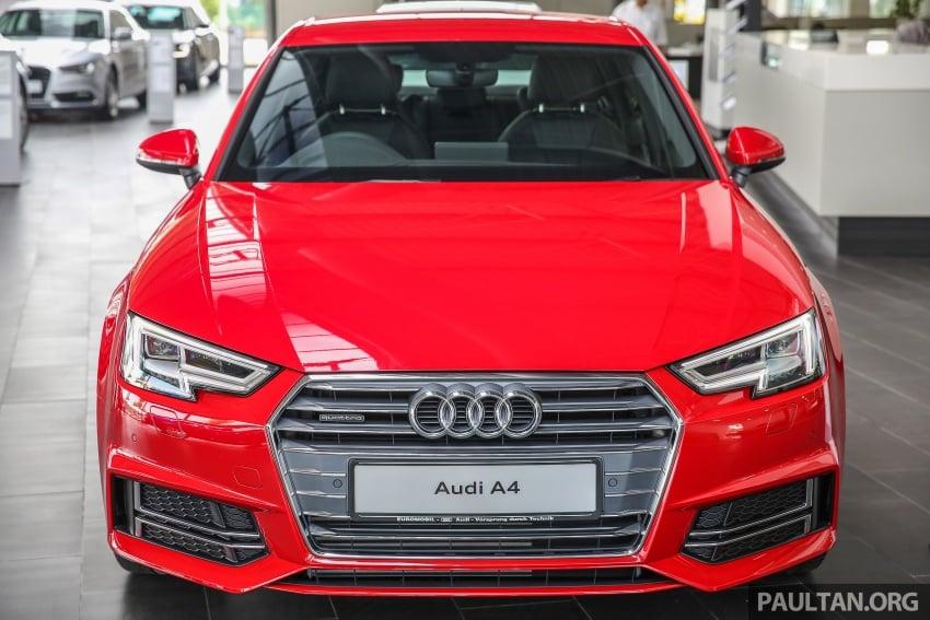 GALERI: Audi A4 1.4 TFSI, A4 2.0 TFSI quattro baharu di M'sia – masing-masing berharga RM219k, RM315k Image #644393