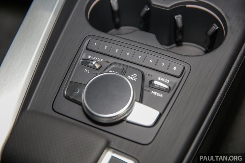 GALERI: Audi A4 1.4 TFSI, A4 2.0 TFSI quattro baharu di M'sia – masing-masing berharga RM219k, RM315k Image #644374