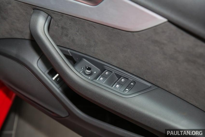 GALERI: Audi A4 1.4 TFSI, A4 2.0 TFSI quattro baharu di M'sia – masing-masing berharga RM219k, RM315k Image #644379