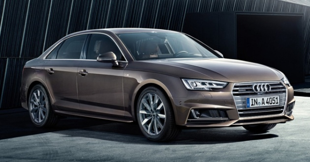 B9 Audi A4 In Malaysia New Variants Now Available 14 Tfsi At