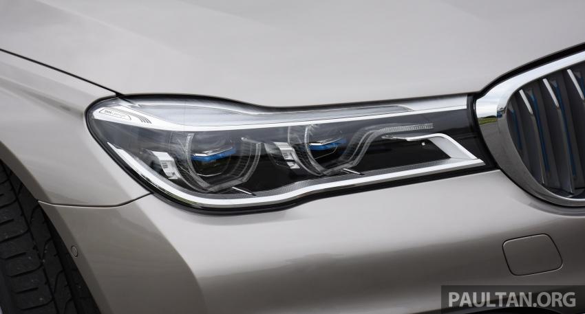 DRIVEN: BMW 740Le xDrive plug-in hybrid in Munich Image #647273