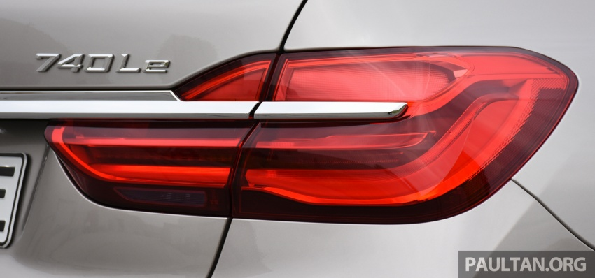 DRIVEN: BMW 740Le xDrive plug-in hybrid in Munich Image #647275