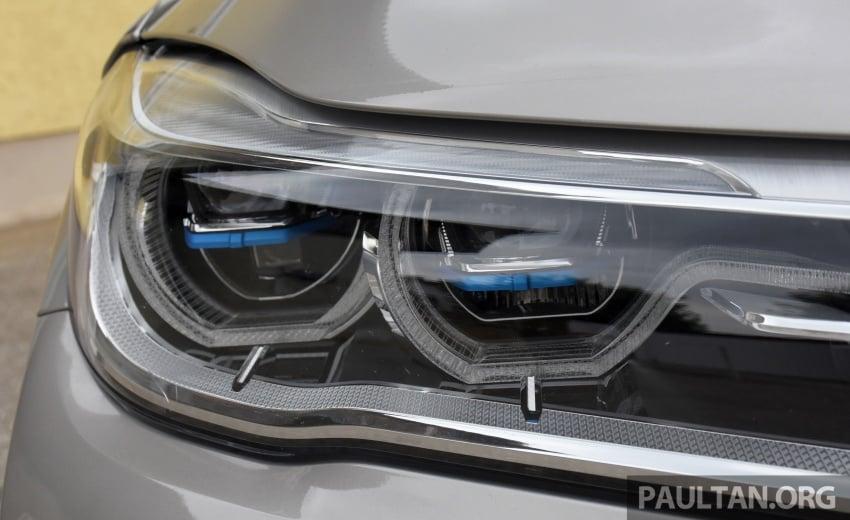 DRIVEN: BMW 740Le xDrive plug-in hybrid in Munich Image #647276