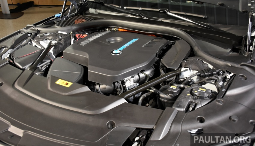 DRIVEN: BMW 740Le xDrive plug-in hybrid in Munich Image #647283
