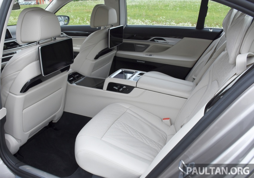 DRIVEN: BMW 740Le xDrive plug-in hybrid in Munich Image #647285
