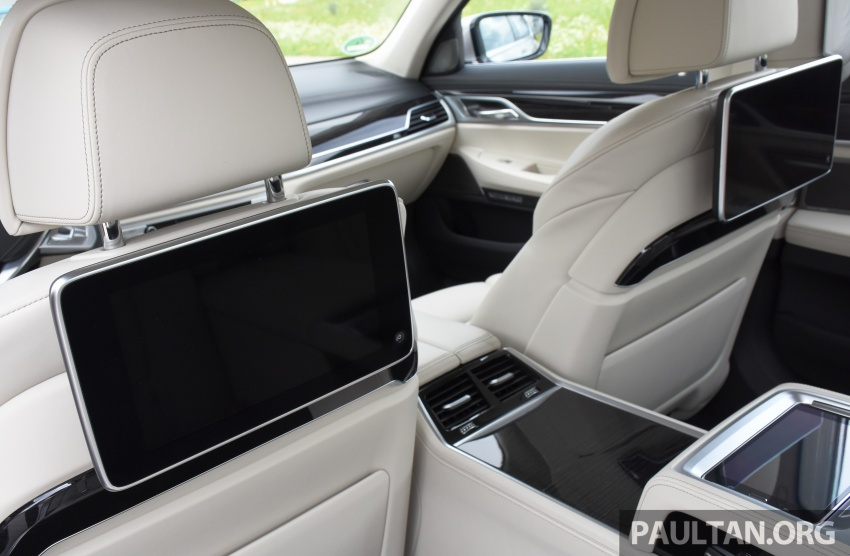 DRIVEN: BMW 740Le xDrive plug-in hybrid in Munich Image #647286
