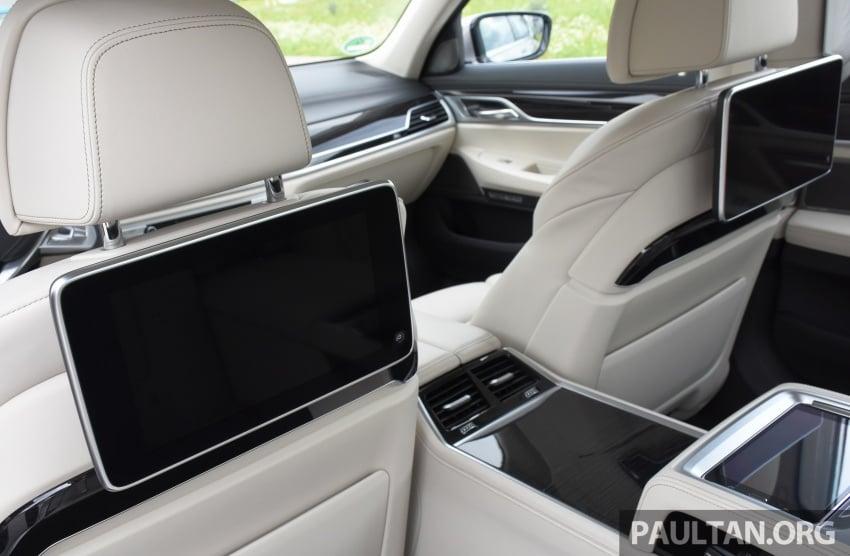 DRIVEN: BMW 740Le xDrive plug-in hybrid in Munich Image #647286