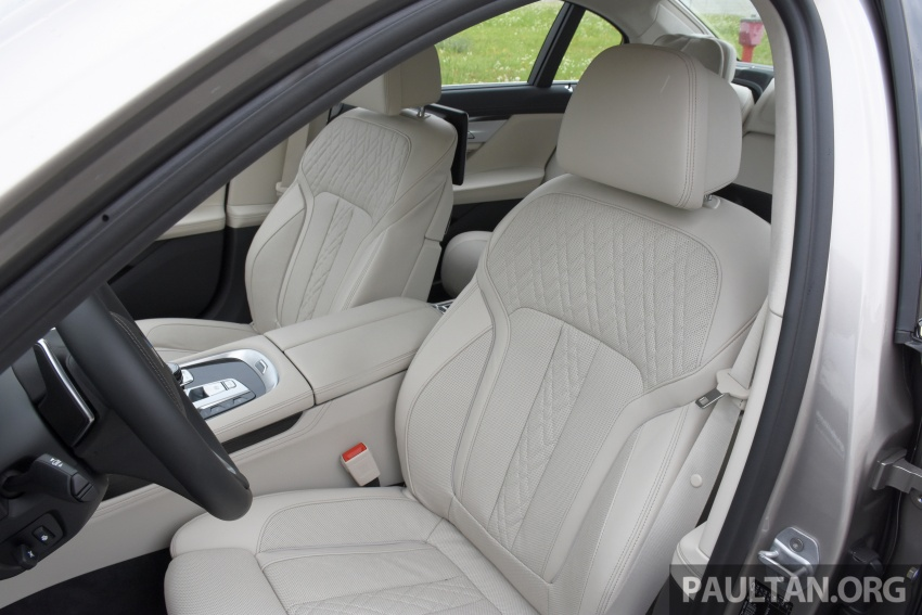 DRIVEN: BMW 740Le xDrive plug-in hybrid in Munich Image #647287
