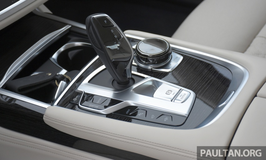 DRIVEN: BMW 740Le xDrive plug-in hybrid in Munich Image #647288