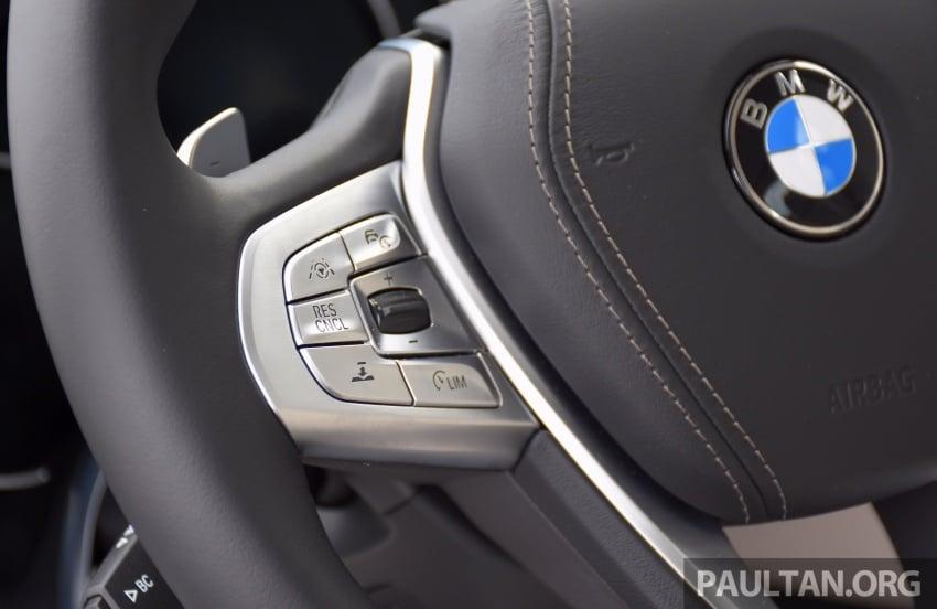 DRIVEN: BMW 740Le xDrive plug-in hybrid in Munich Image #647290