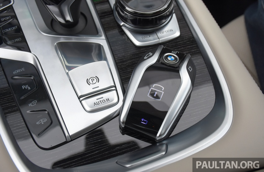 DRIVEN: BMW 740Le xDrive plug-in hybrid in Munich Image #647293