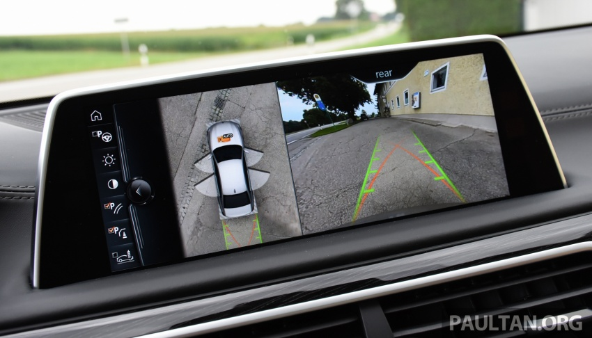DRIVEN: BMW 740Le xDrive plug-in hybrid in Munich Image #647295