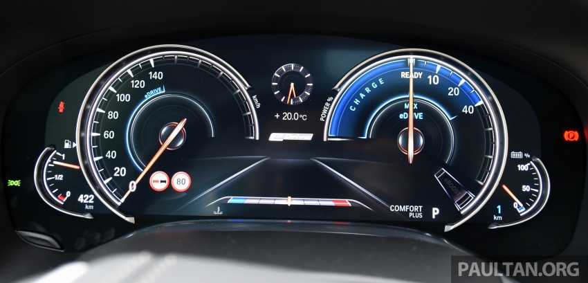 DRIVEN: BMW 740Le xDrive plug-in hybrid in Munich Image #647296