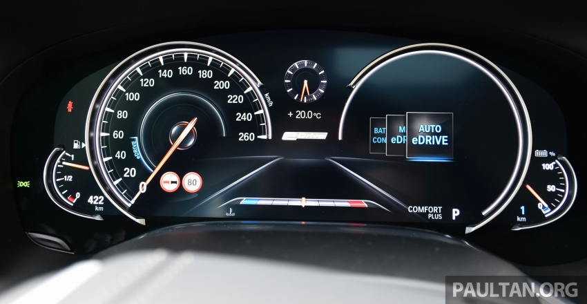 DRIVEN: BMW 740Le xDrive plug-in hybrid in Munich Image #647297