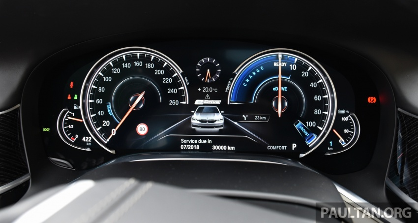 DRIVEN: BMW 740Le xDrive plug-in hybrid in Munich Image #647298