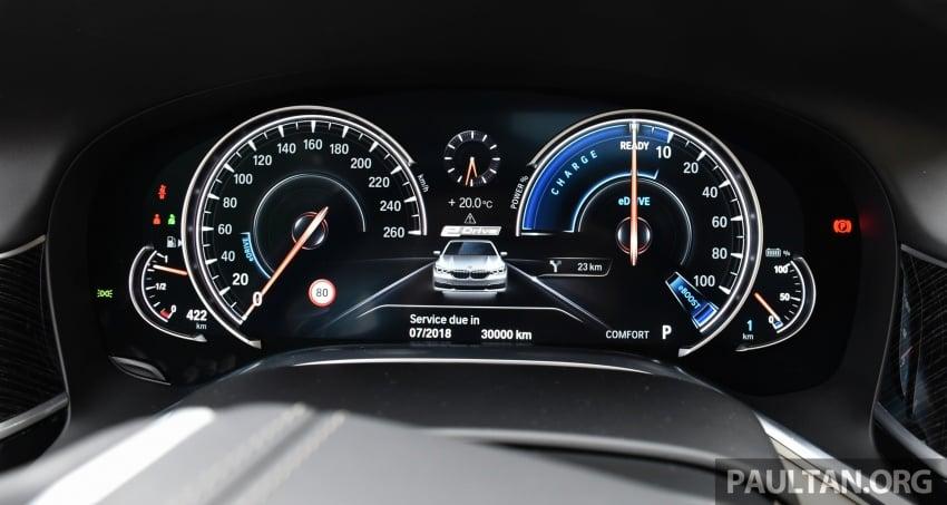 DRIVEN: BMW 740Le xDrive plug-in hybrid in Munich Image #647298